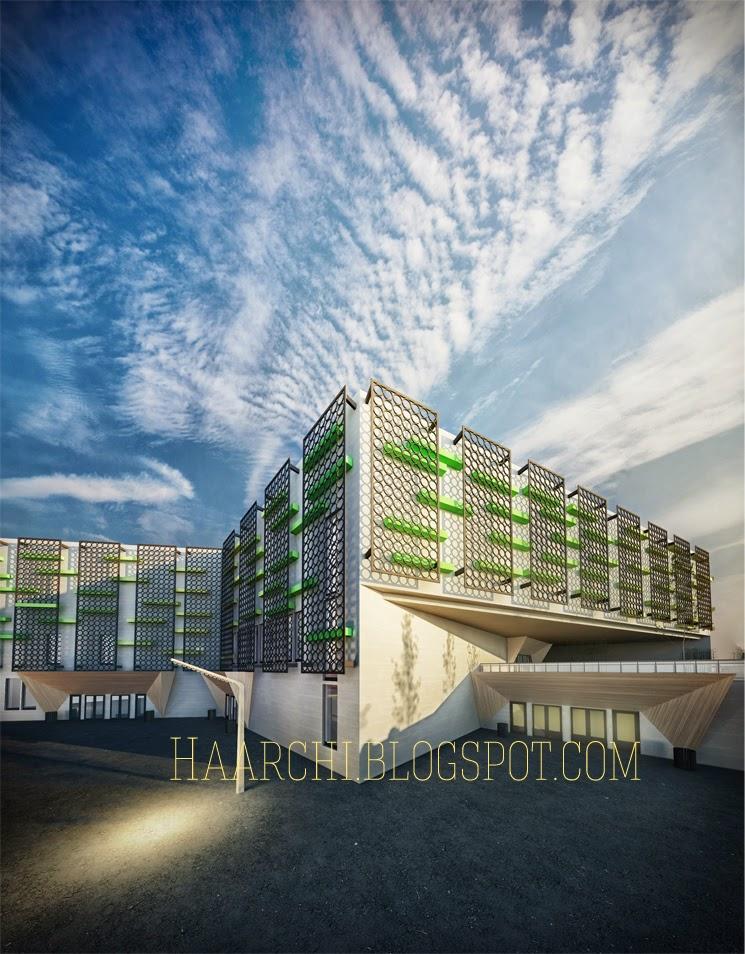 Visualizaci n del centro comercial dise o de interiores - Disenador de espacios ...