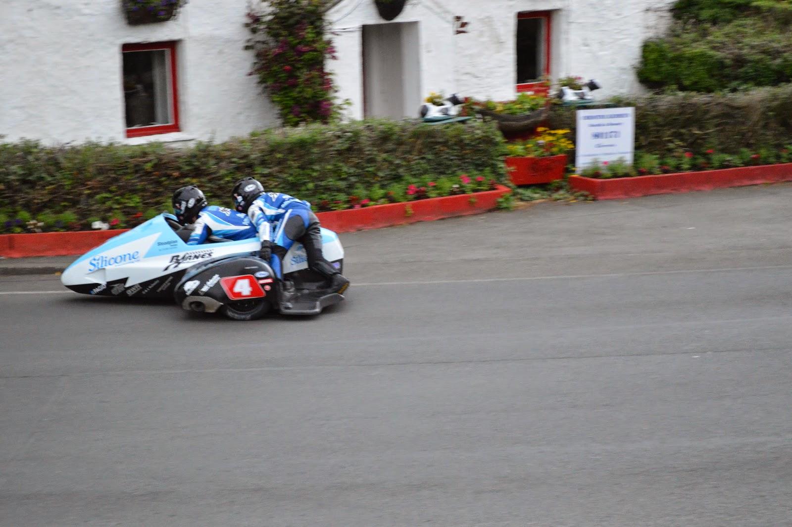 Sidecars en Ballacraine