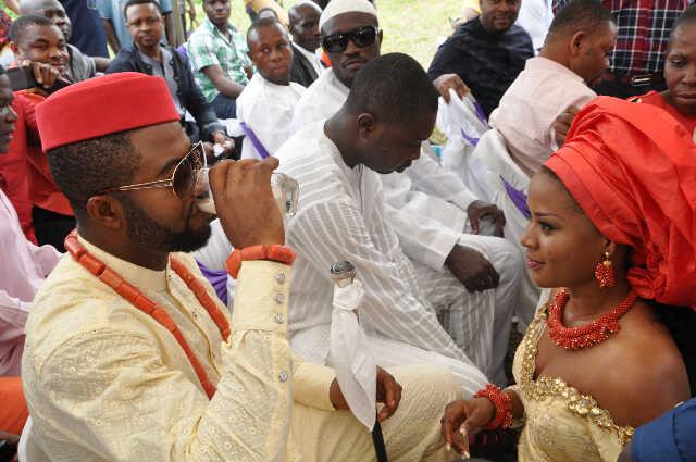 Igbo Traditional Wedding Cakes