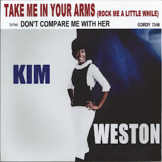 Kim Weston - Signal Your Intention