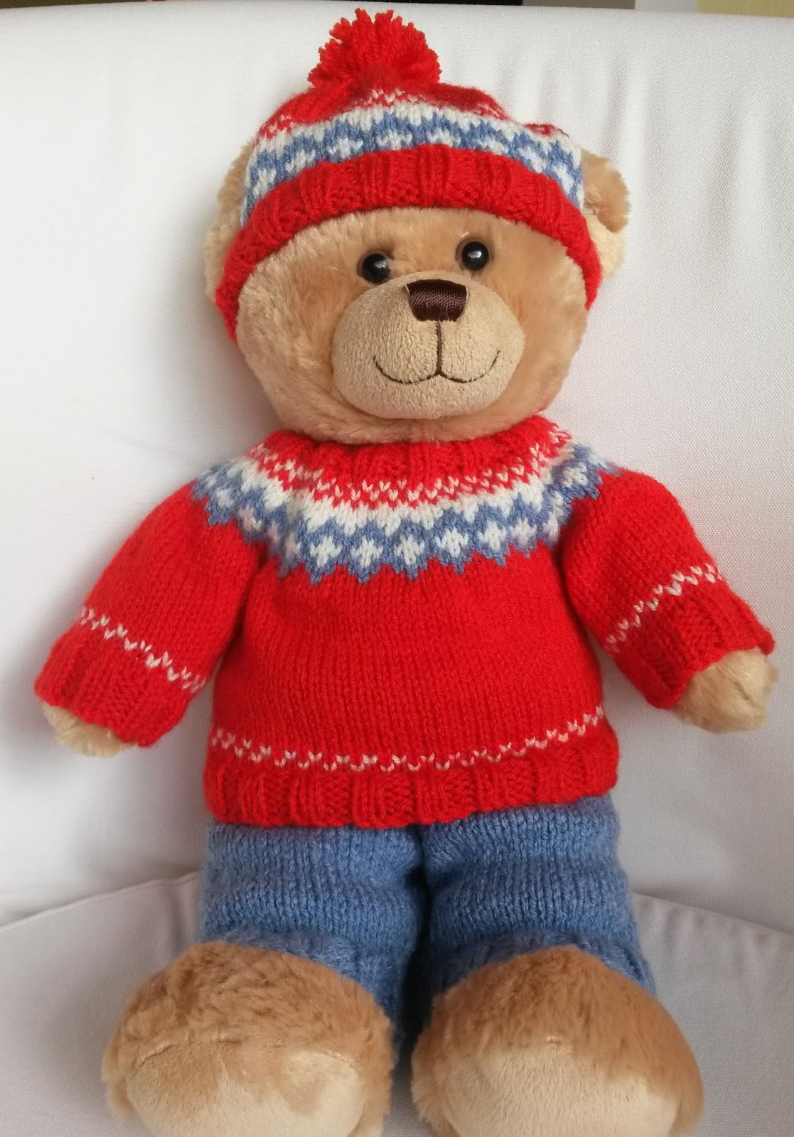 70 Crochet Teddy Bear Patterns - The Funky Stitch