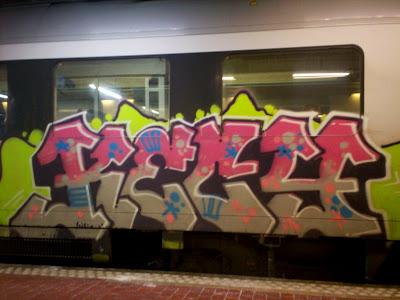 VR6 graffiti