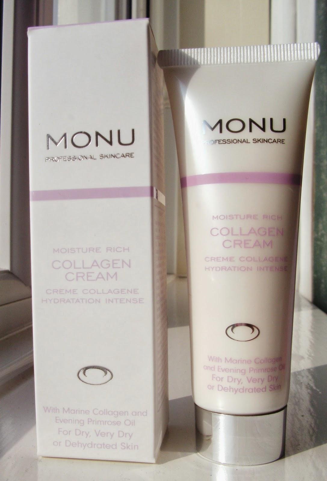 MONU Moisture Rich Collagen Cream Review