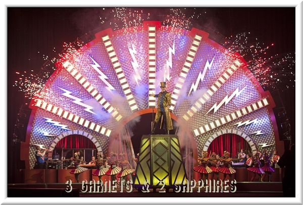 3 Garnets 2 Sapphires Ringling Bros Barnum Bailey Circus Fully Charged Is Coming To
