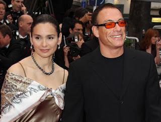 Van Damme Wife Gladys Portugues 2013