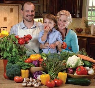 Vegetarianismul sau ameninţarea de a trăi veşnic