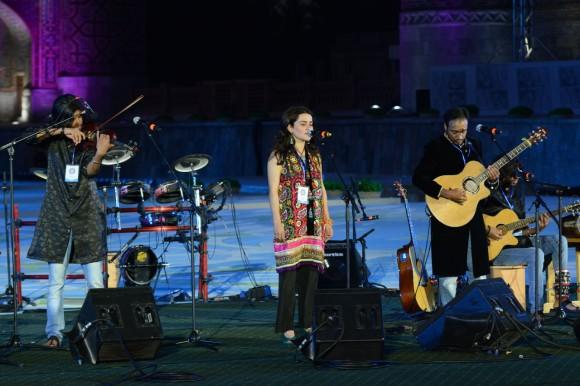 samarkand art craft music, uzbekistan textile art tours holidays, uzbekistan tours