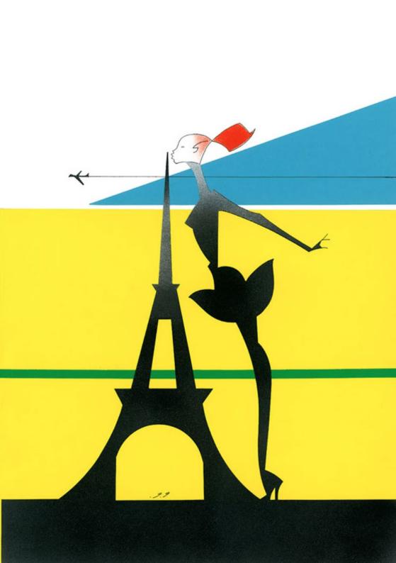 Piet Paris ilustrador