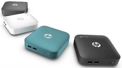 HP Ungkap Chromebox Pertamanya