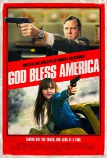 Watch God Bless America (2011) Megavideo Movie Online