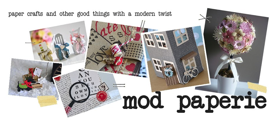 mod paperie