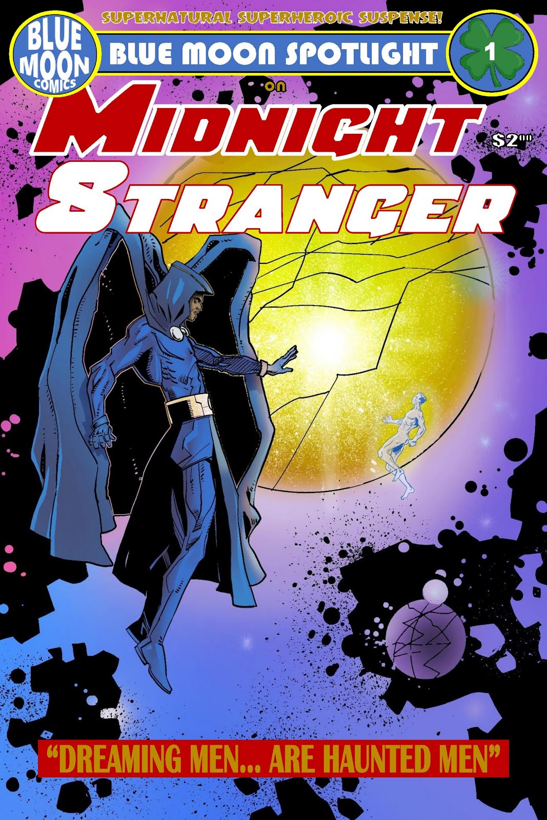 The ORIGIN of Midnight Stranger