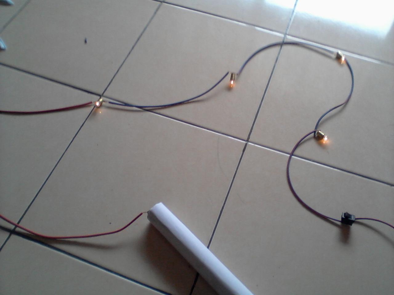 Welcome  Membuat Rangkaian Seri Lampu Sederhana