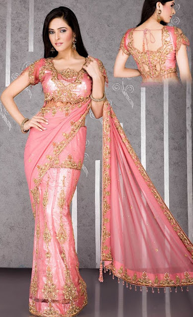 Brides-Party-Wear-Sarees