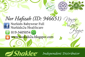 My Shaklee ID is 946651