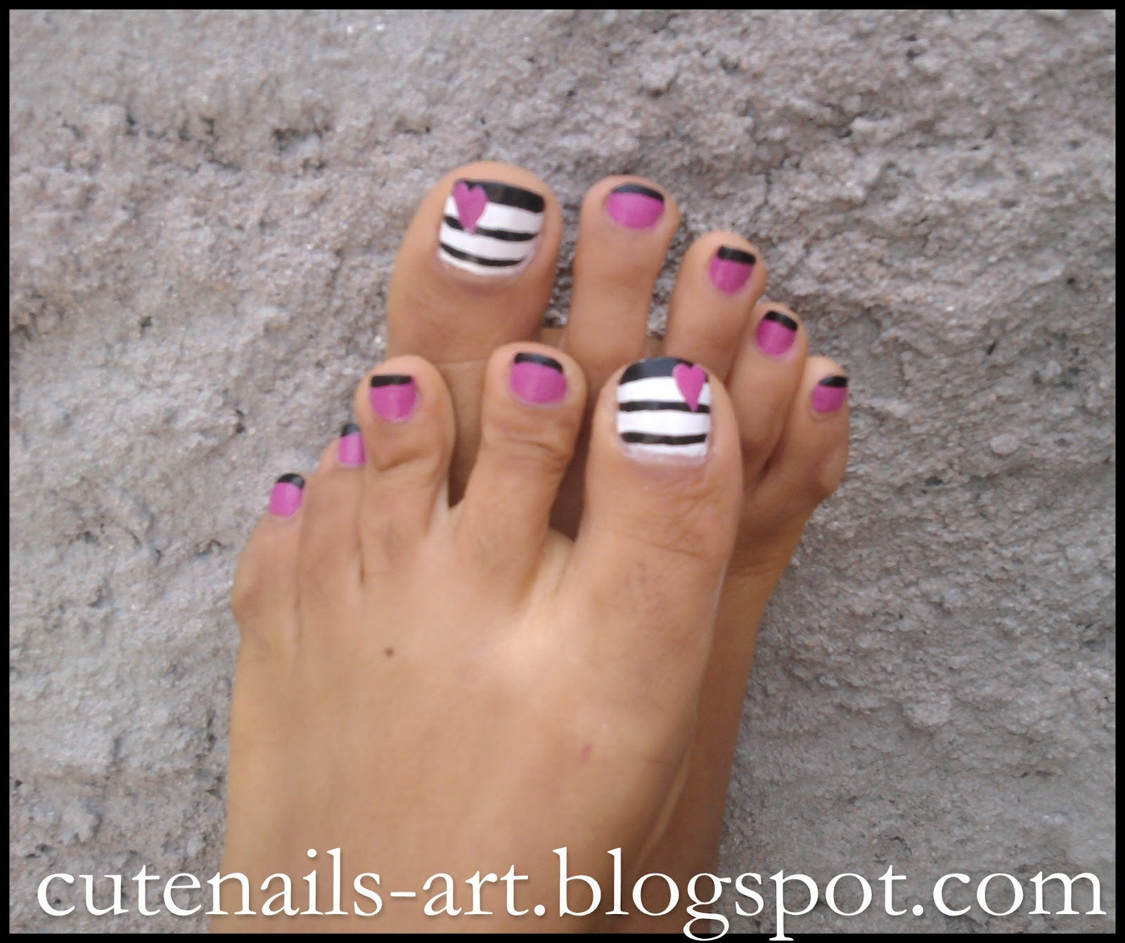 The Awesome Easy cute nail designs cross Pics