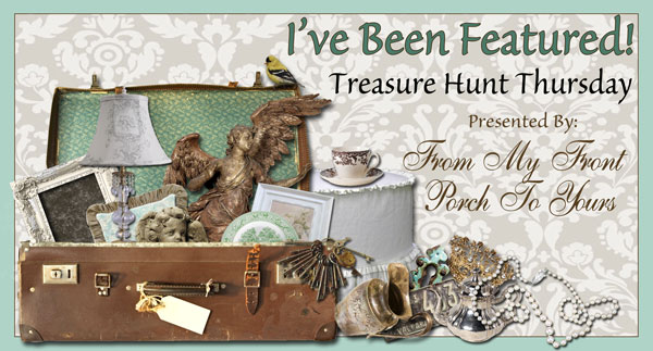 Treasure Hunt Thursday weekly blog link up party.