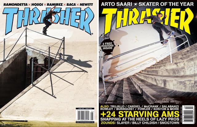 surfin estate blog surf culture lifestyle surfboard skateboard art music trend fashion thrasher magazine 30th anniversary 30ème anniversaire