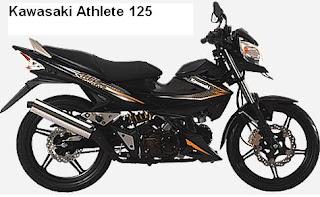 Kawasaki Athlete 125cc