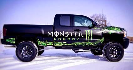 D E C E P T O L O G Y The Monster Energy Drink Car Wrap Scam