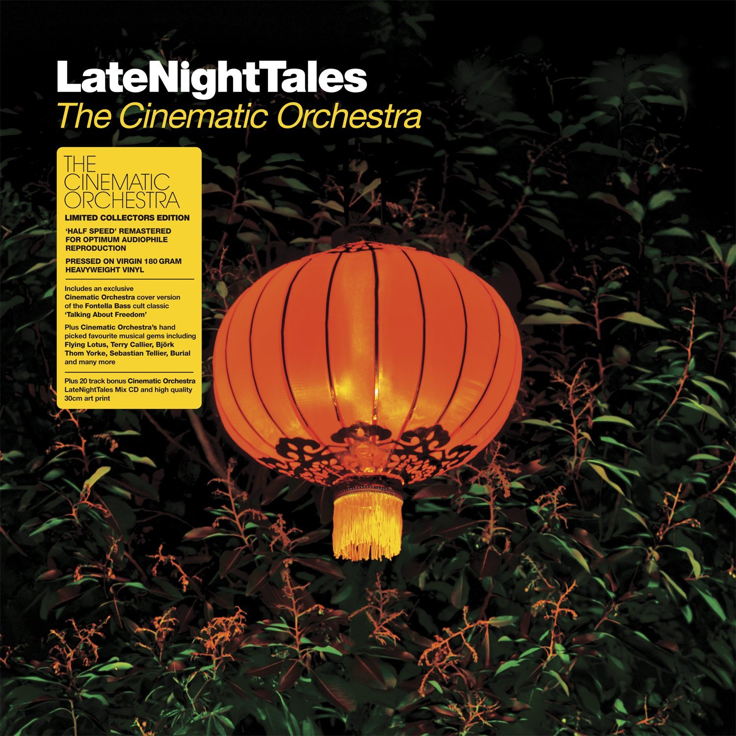 Jazz Chill New Releases The Cinematic Orchestra