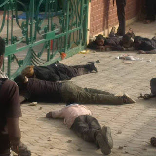 Shiite clash with Nigerian Army