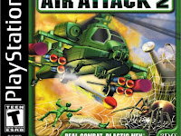 Game Ps1 - Army Men Air Attack