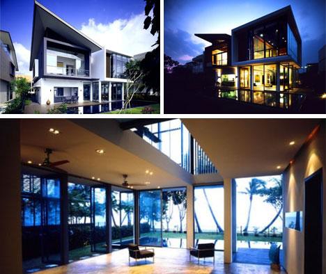 House design dream designs 10 ultra modern homes uncanny for Ultra modern homes