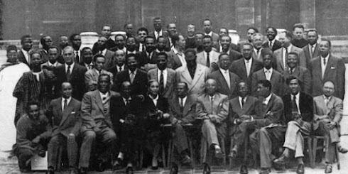 17 Septembre 1956 : Premier Congrès des artistes et écrivains noirs!