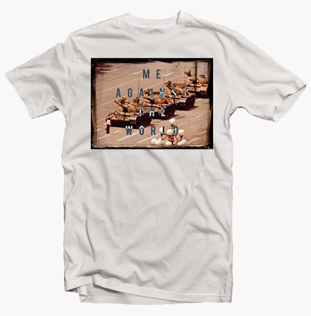 TIANANMEN tshirt