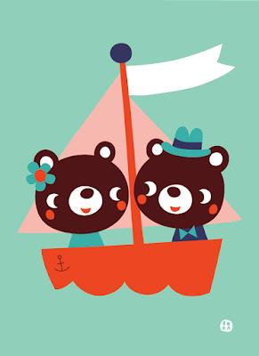 http://www.boraillustraties.nl/shop/papierwaren/kaarten/bear+lovers-ansichtkaart.html
