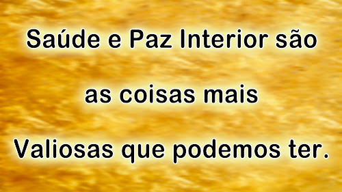Frases sobre Paz Interior