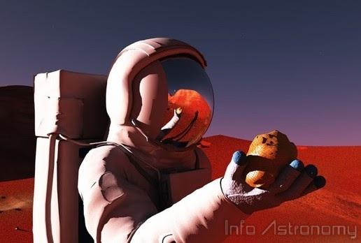 200.000 Orang Mendaftar Untuk Hidup di Mars