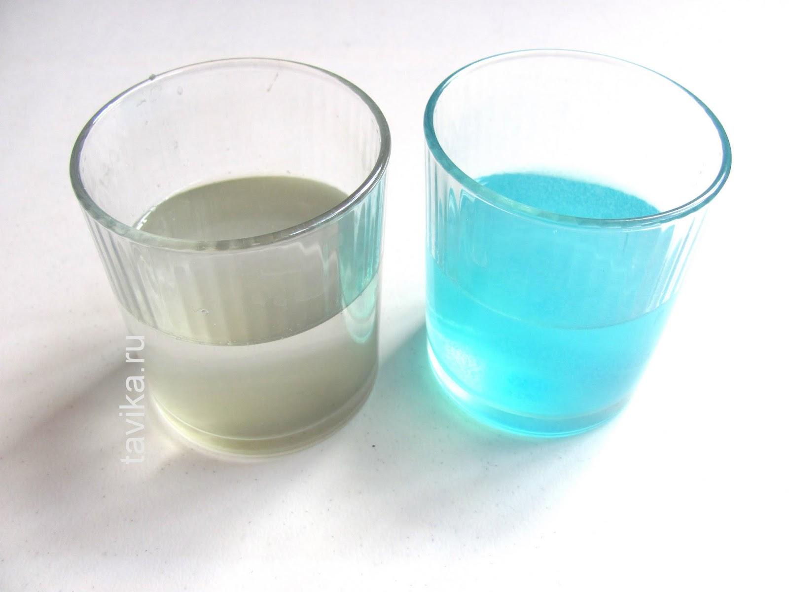опыты по химии: соль и медный купорос