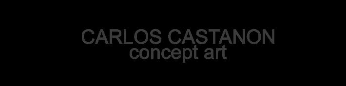 Carlos Castanon Concept Art
