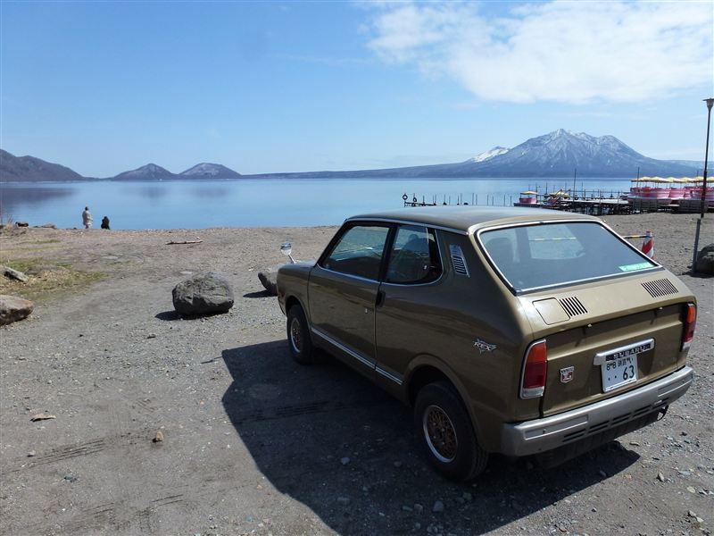 Subaru Rex, mały samochód, auto, stary, nostalgic, klasyczny, youngtimer, oldschool, classic, old, kei car, niewielki silnik, z japonii