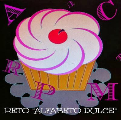 """Reto """"Alfabeto dulce"""""""