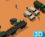 3D Ezici Araba