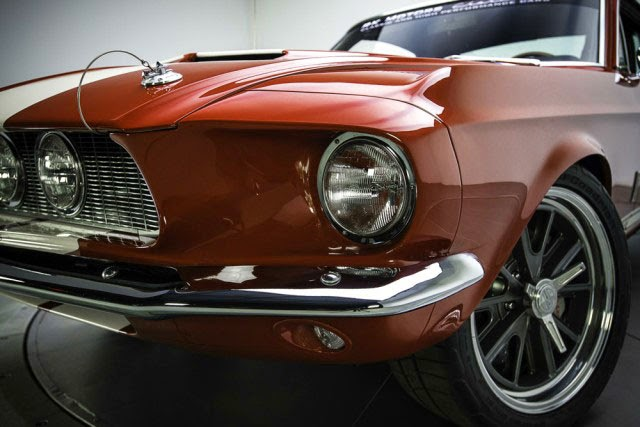 """1967 Shelby GT500 Tribute """"RK527"""" Review"""