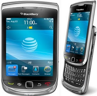 How to Reset the BlackBerry Torch 9800