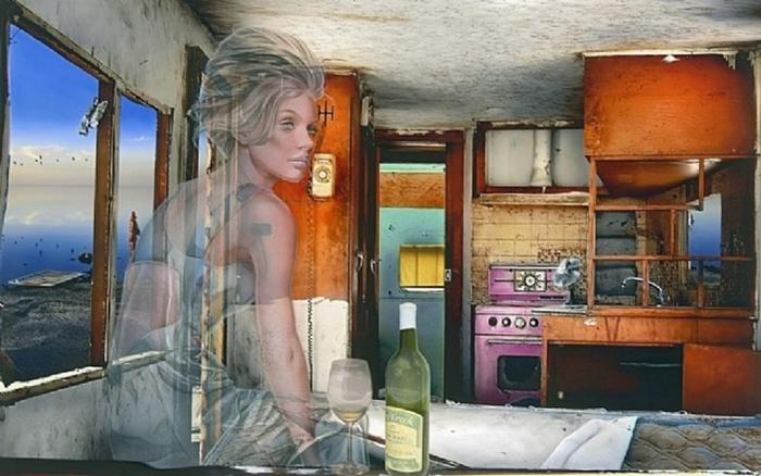 Adam Scott Rote | American Hyperrealist painter