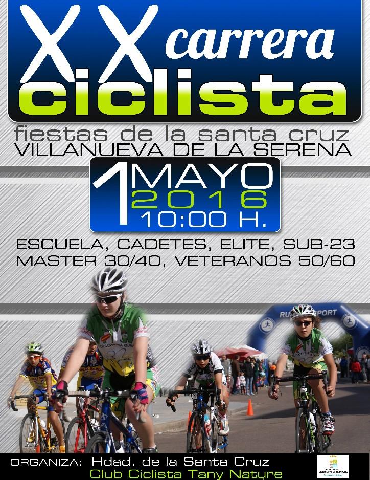 XX Carrera ciclista