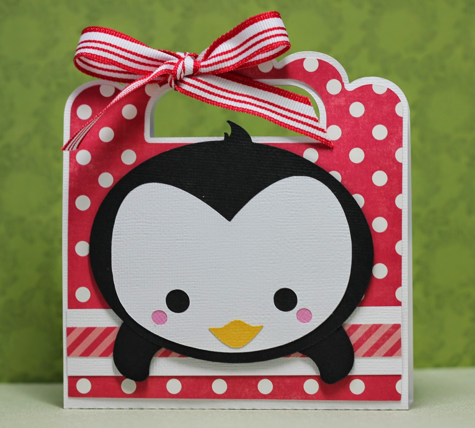SVG Cutting Files: Christmas Treat Holders!