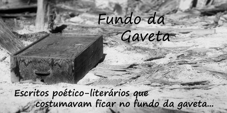 Fundo da Gaveta - blog do Caio Dezorzi