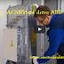 تجميع مغير السرعة   Installing  ACS880-04 drive ABB