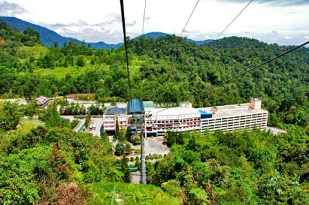 Genting Skyway Cable Cars