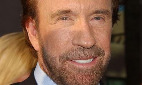 Slavenka & Obi: Chuck Norris bridge