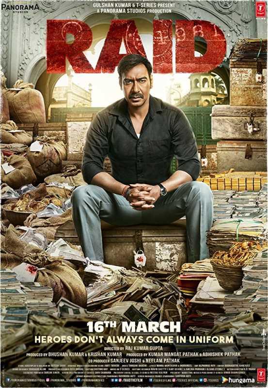 Raid 2018 P DVD Hindi GOPISAHI
