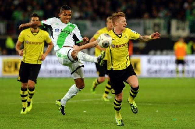 Werder Bremen vs Borussia Dortmund Bundesliga Germany 2015