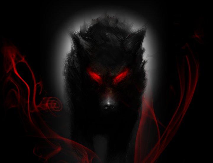 El Lobo de ojos rojos / The Demon Wolf 16876617868203216813210